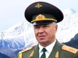 В.И. Соболев, генерал – лейтенант, командующий 58-ой армией в 2003-2006гг.