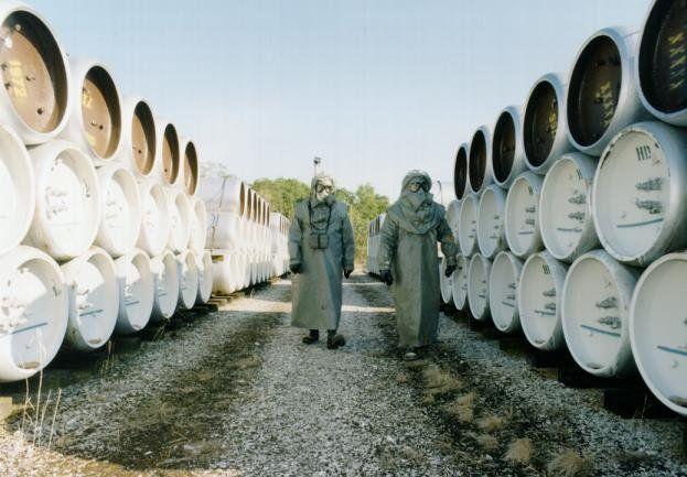 Химическое оружие - предлог для ввода войск НАТО в Сирию