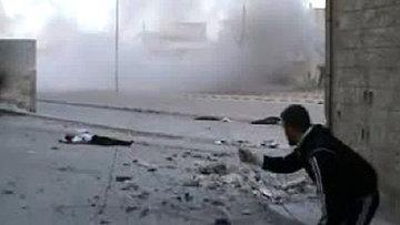 Сирия: в Дамаске идут бои