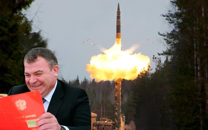Российские ракеты не долетят до США