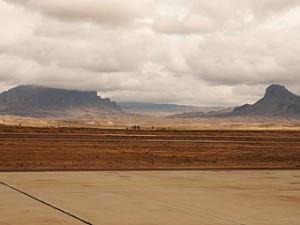 Аэродром в Азербайджане