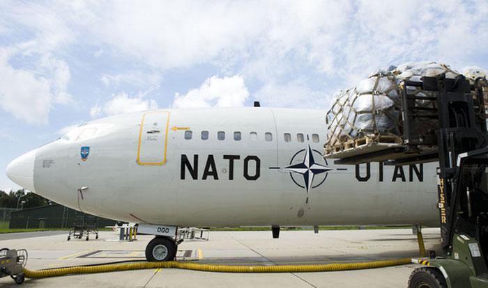 Перевалочный пункт НАТО в Ульяновске
