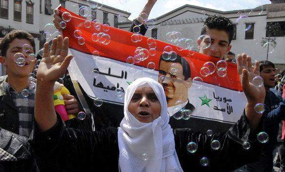 Сирийским мужчинам запретили покидать Сирию