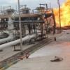 Взрыв газопровода в Египте