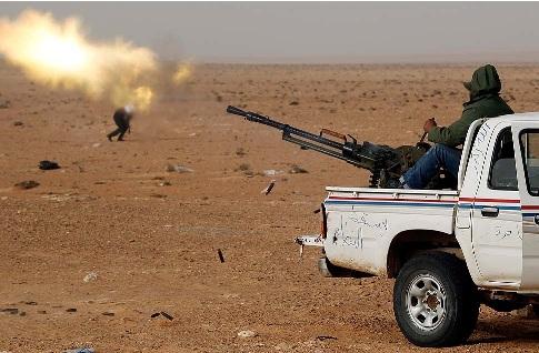 Война в Ливии продолжалась 240 дней