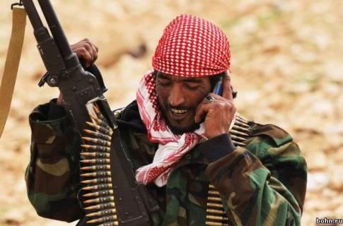Уникальность ливийской войны