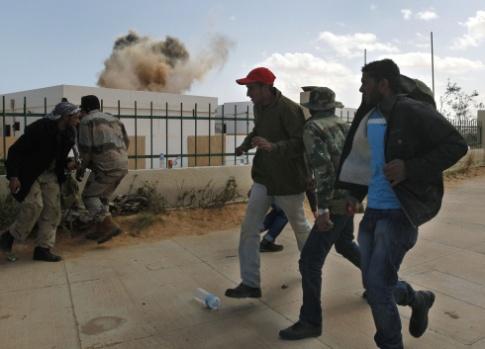 Анализ Ливийской войны