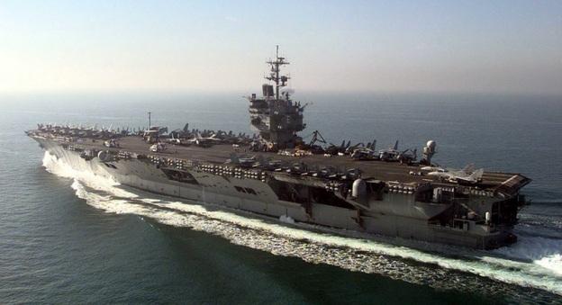 авианосец Enterprise