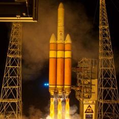 Секретный спутник США выведен на орбиту