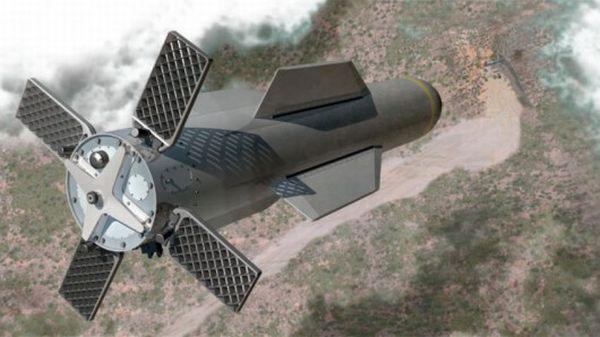 Противобункерная бомба GBU-57A/B Massive Ordnance Penetrator