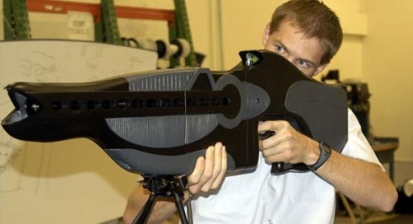 Термическая лазерная система Пентагона