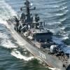 Флот России в Сирии: один из кораблей сломался в пути