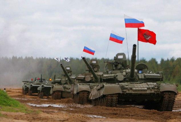 Генштаб РФ: Россия готова к войне