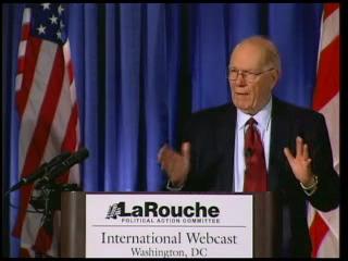 Линдон Ларуш: американские банки подталкивают мир к третьей мировой войне