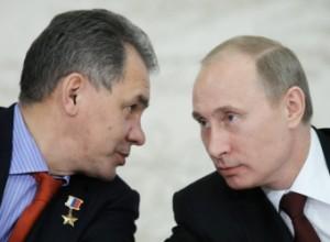 Шойгу представил Путину новый план обороны России