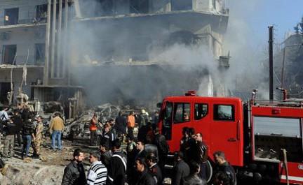 Израиль разбомбил научно-исследовательский центр в Сирии