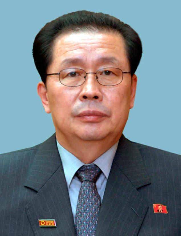 Чан Сон Тхэк, вице-председатель Государственного комитета обороны КНДР