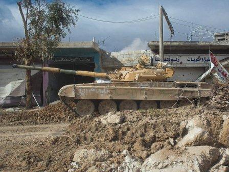 Силы НАТО готовы демократизироватьСирию по ливийскому сценарию