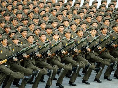 Северная Корея грозит превентивным ядерным ударом Южной и США