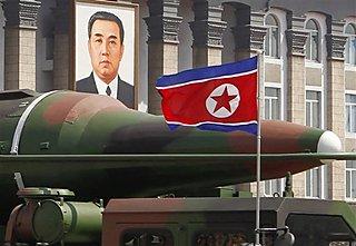 """Северная Коремя готова одновременно запустить ракеты типов """"Мусудан"""", """"Скад"""" и """"Нодон"""""""
