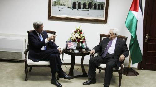 Палестина приветствовала Джона Керри ракетным ударом по Израилю