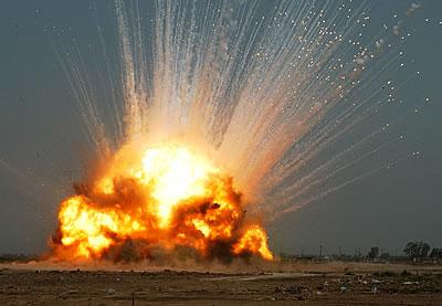 После войны с США радиационное заражение в Ираке выше, чем Хиросиме