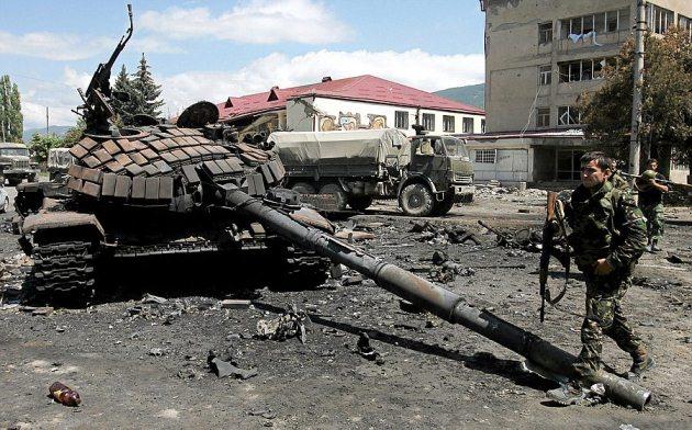 Война в Грузии в 2008 году