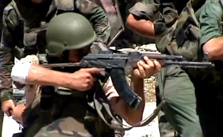 Окрестности Дамаска снова под контролем сирийской армии и Башара Асада