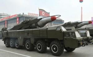 Южная Корея и США наблюдают за подготовкой к запуску ракет в КНДР