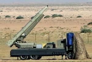 Сирия направила ракеты на Израиль