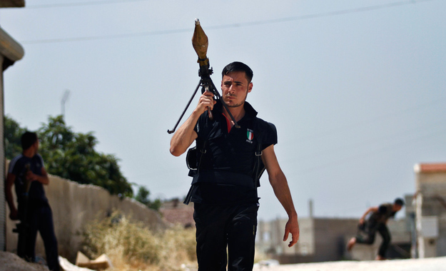 США санкционировали поставки оружия сирийским повстанцам