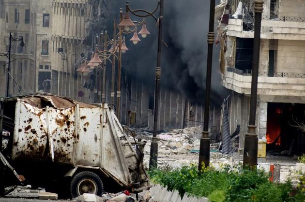 Франция доказала применение в Сирии химического оружия
