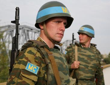 Израиль одобрил размещение российских миротворцев на Голанских высотах