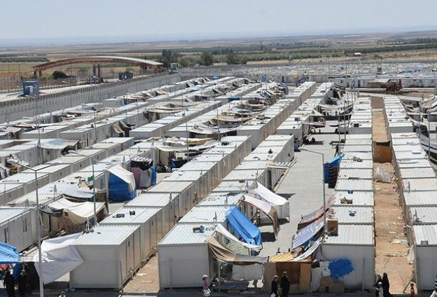 Лагерь для беженцев из Сирии появится в Германии