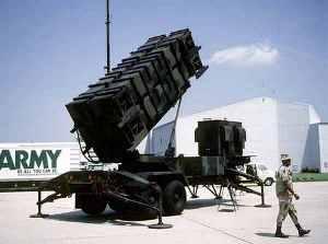 США отправят в Иорданию ракетные комплексы Patriot и истребители F-16