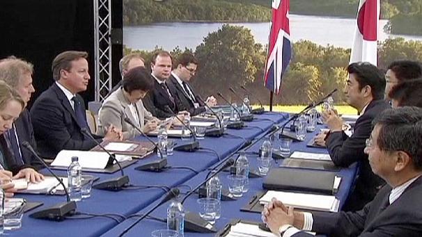 G8 обсудила сирийский вопрос
