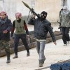 Сенатор Маккейн встретился с сирийскими повстанцами