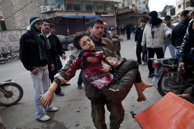 США рассматривают введение в Сирии бесполетной зоны