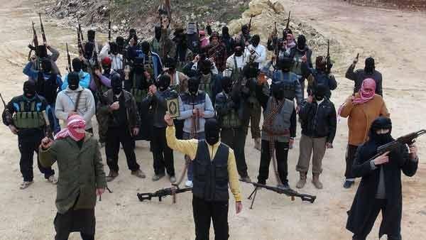 Среди боевиков в Сирии - китайские исламисты