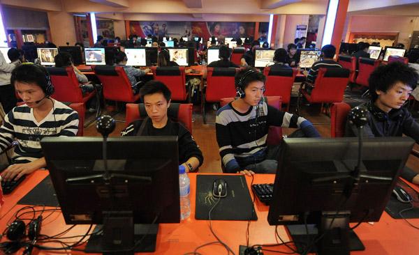 Китай готовится к войне в киберпространстве