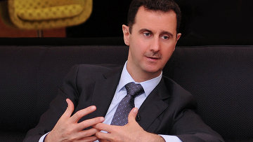 США мечтают судить Асада