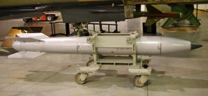 Тактическое ядерное оружие США в Европе