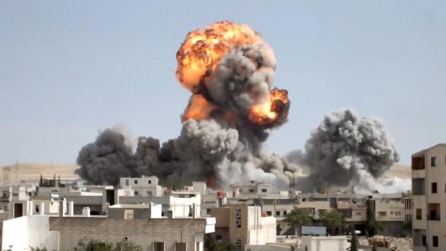 Истинные цели войны в Сирии