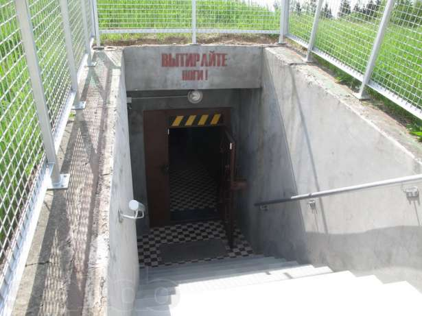 Бункер для выживания