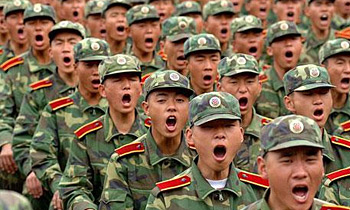 Китай готовится к войне с Россией