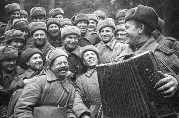 Последний марш, или Музыка на войне