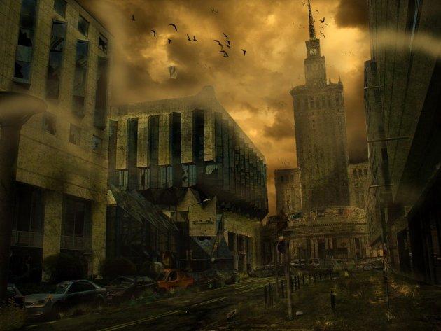 Как выжить, покидая город