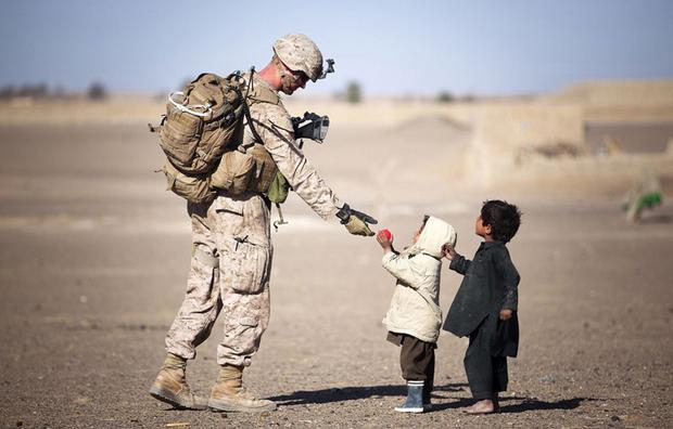 Не все войска США покинут Афганистан