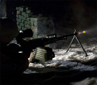 Выживание в условиях ночного боя