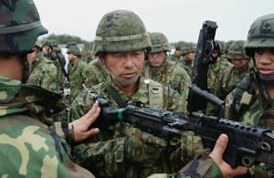 Япония готовится к войне